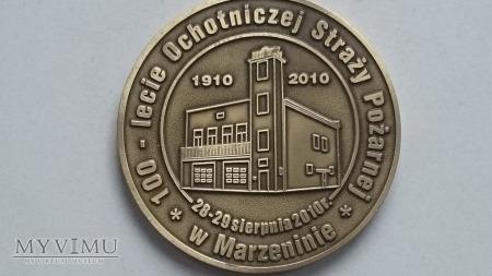 100 Lecie OSP w Marzeninie