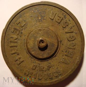 Pokrywa gaźnika ZENITH VERGASER D.R.P. Nr.189565