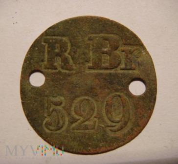 Farbenmarke R Br 529, R Br 17