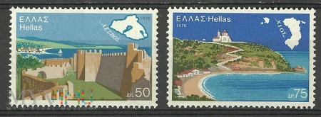 Lesbos i Chios