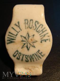Willy Boschke, Ostswine.