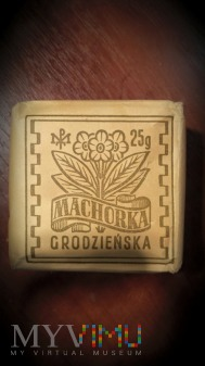 Tytoń Machorka Grodzieńska z 1939 r.