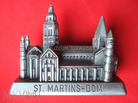 Miniatura Katedry z Mainz / Niemcy