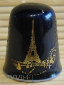 LIMOGES - kobaltowy-Paryż