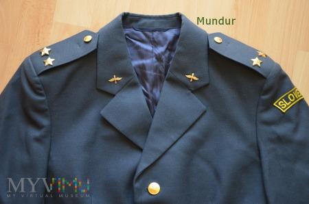 OS SR Vzdušné sily: mundur porucznika