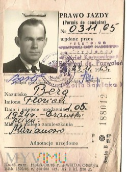Prawo Jazdy 1965