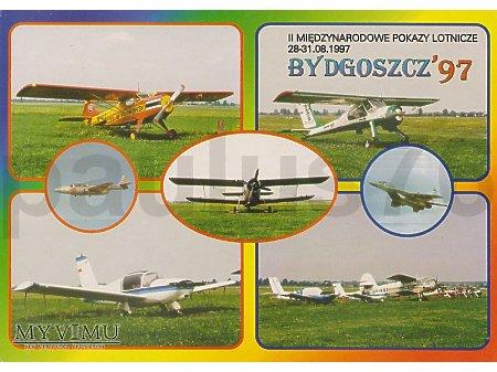 II Międzynarodowe Pokazy Lotnicze Bydgoszcz '97