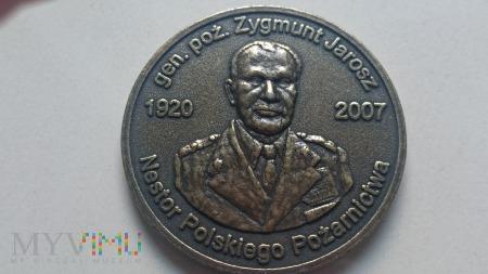 Generał Poż. Zygmunt Jarosz