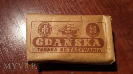 Tabaka GDAŃSKA 50 g