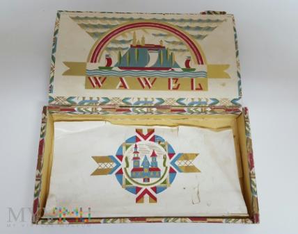 Papierosy Wawel 1938 r. PMT
