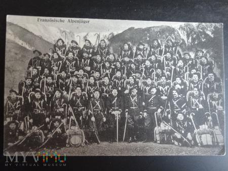 Duże zdjęcie Francuscy Alpejczycy