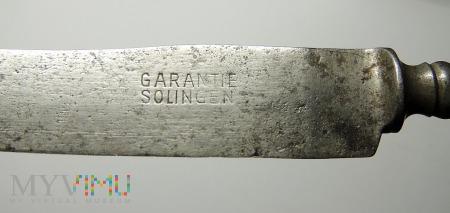 Nóż Garantie Solingen