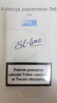 Papierosy R1 slim line 2016