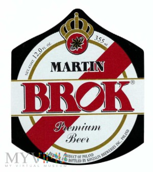 Brok, Martin