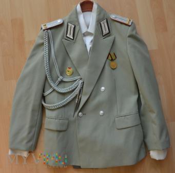 Gesellschaftsuniform oficera Artillerie NVA DDR