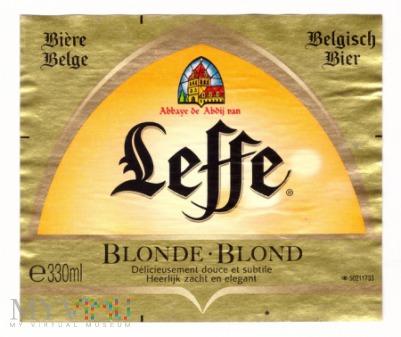 Duże zdjęcie Leffe, Blond