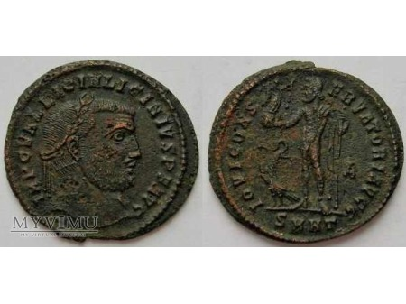 Licyniusz Ric VII Heraclea nr 6