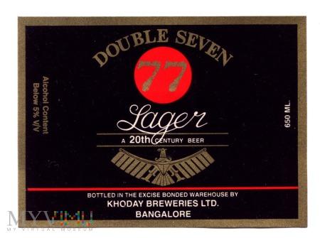Bangalore, double seven