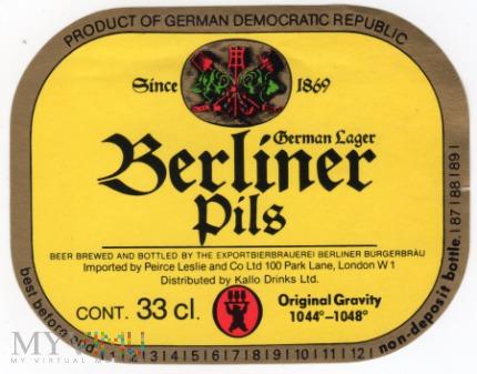 BERLINER PILS