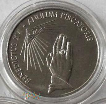 Duże zdjęcie 1 dollar 2006 r. Somalia