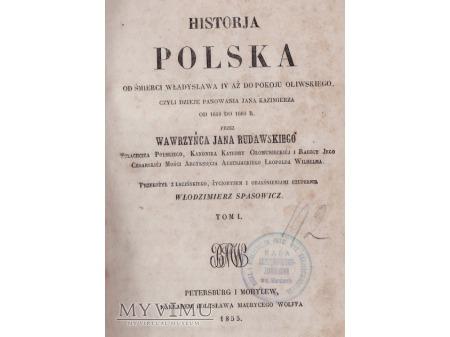 Historia Polski z 1855