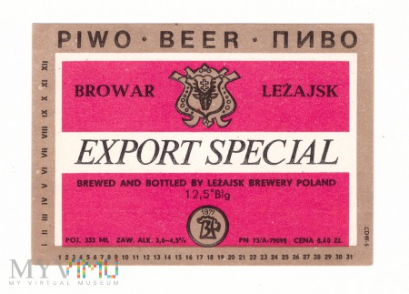 Leżajsk, Export Special