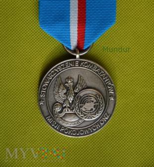 Medal Stowarzyszenia Kombatantów Misji Pokojowych