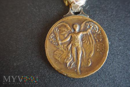 Medal Zwycięstwa 1914-1918 - Grecja