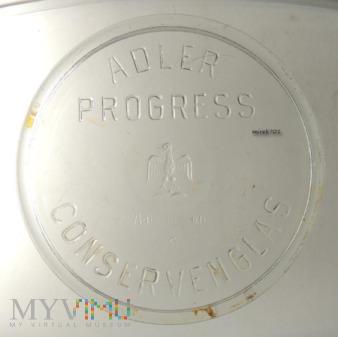 Dekiel i słoik Adler Progress Conservenglas