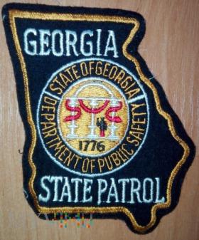 Georgia policja stanowa