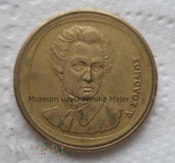 Grecja - 20 drachm - 1990 rok