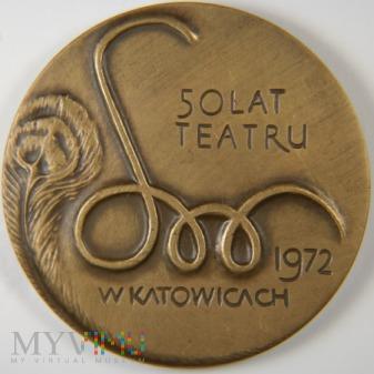 Duże zdjęcie 1972 - 45/72 - 50 lat Teatru w Katowicach
