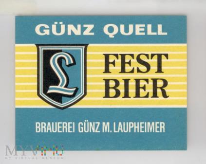Gunz Quell Festbier