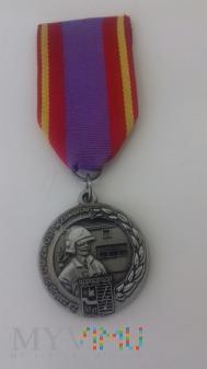 Odznaka Za zasługi dla Oddz.Miejskiego ZOSP w Zawi