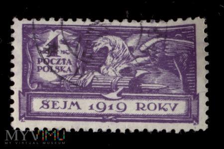Poczta Polska PL 129-1919