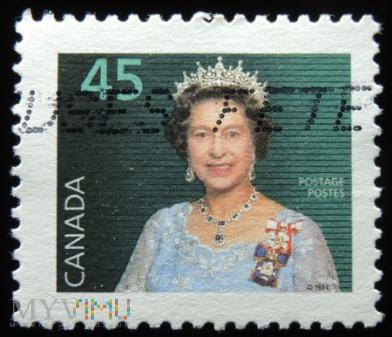 Kanada 45c Elżbieta II