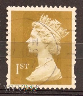 Elżbieta II, GB 2025