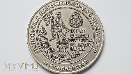 Jednostka Ratowniczo-Gaśnicza Poddębice