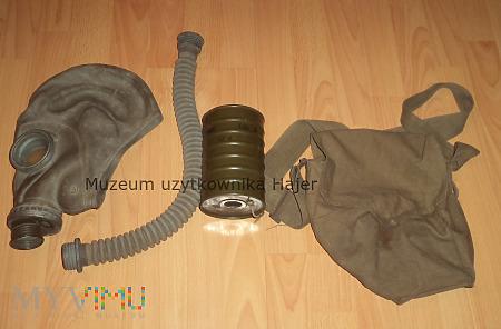 Radziecka maska przeciwgazowa