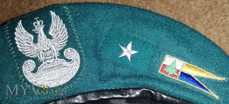Beret chorąży 22 Batalion Piechoty Górskiej