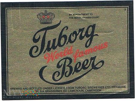 tuborg world famous beer