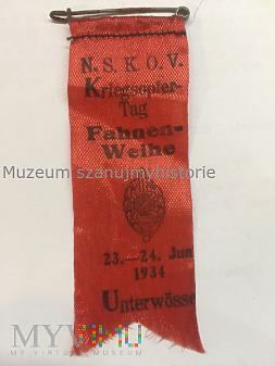 Kriegsopfertag FAHNEN-WEIHE-N.S.K.O.V.