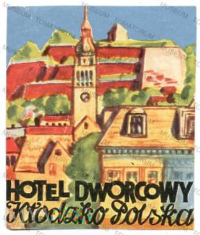 """Kłodzko - Hotel """"Dworcowy"""""""
