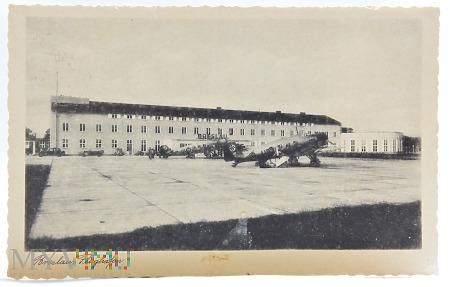 Lotnisko Wrocław (Breslau)