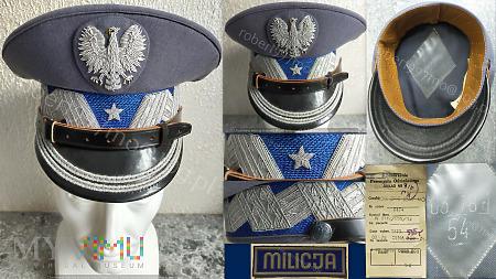 Generał brygady MO.