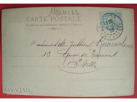 1903 Lina CAVALIERI OPERA REUTLINGER secesja