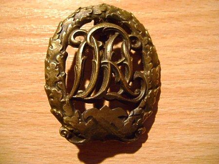 odznaka DRL