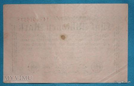 5 Millionen Mark 1923