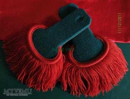 épaulettes de tradition (I)
