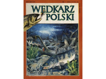 Wędkarz Polski 1-6'1991 (2-7)